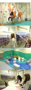 bwd project Brockhole Visitor Centre - Play and Learn