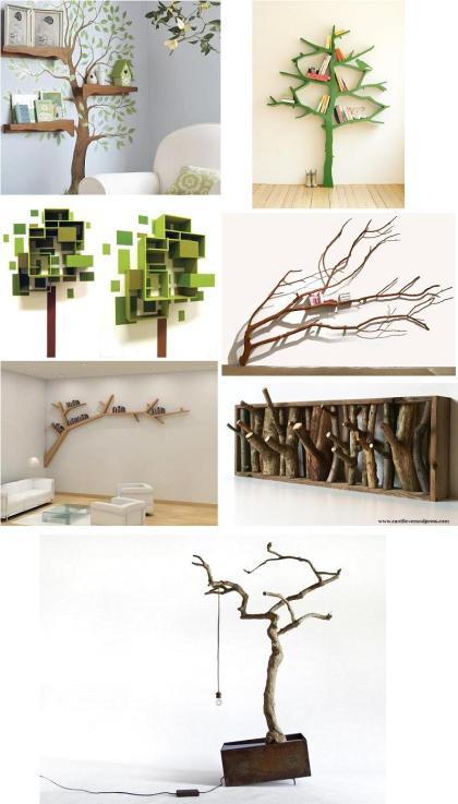 tree inspired fixtures