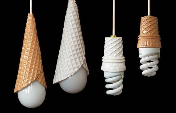 Ice Cream Lights by Jenni Chasteen