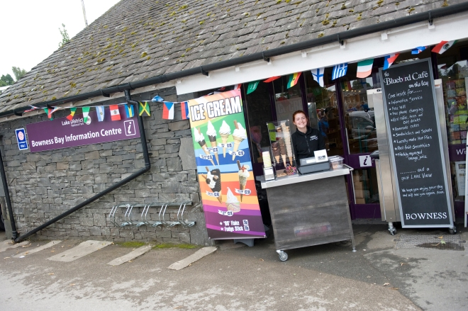 Bowness Bay Information Centre - Lake District