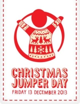 bwd do Christmas Jumper Day