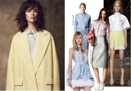 Spring Trends 2014 - Pastels