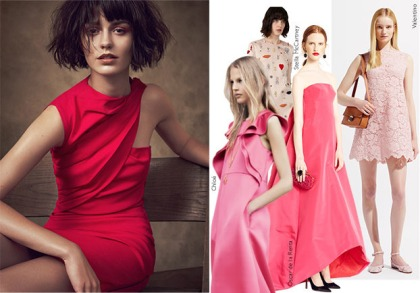 Spring Trends 2014 - Pink
