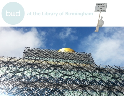 bwd at the library of birmingham