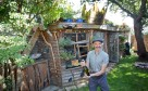 Allotment-Roof- Eco shed joel bird as seen in telegraph