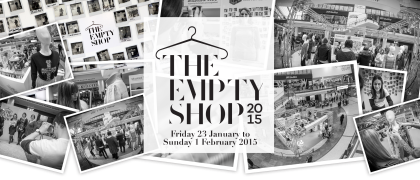 The Empty Shop