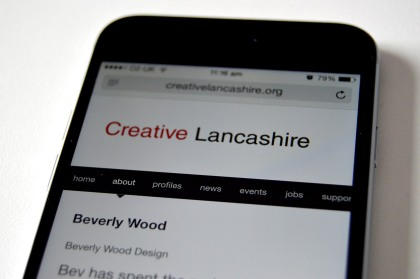 bev woods creative lancashire