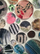 2nd Year Textiles project: Pinpoint by Molly MacPhee, Rhiannon Ernest, Jemma Sunter